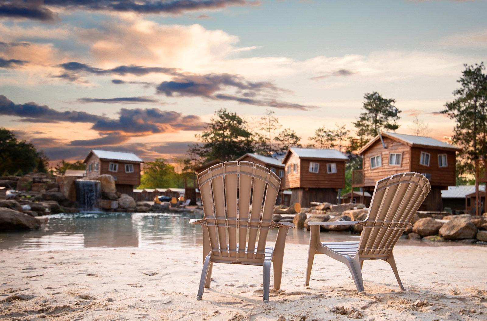 Natural Lagoon | American Resort